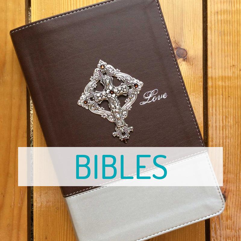 SHOP BIBLES