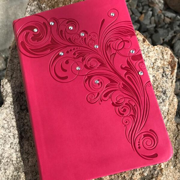 Pink HCSB Compact Ultrathin Bible