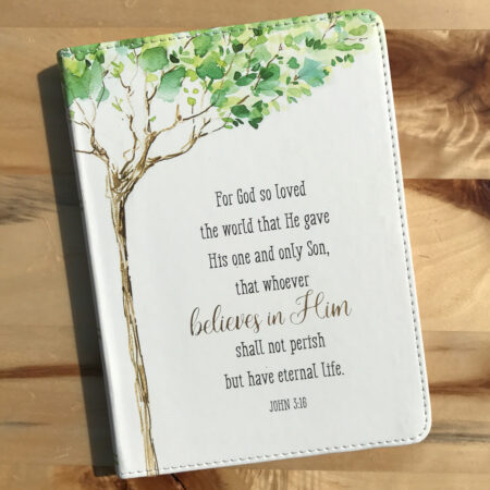 For God So Loved The World Journal