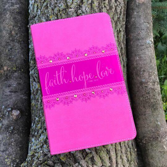 NIV Faith Hope Love Teen Bible