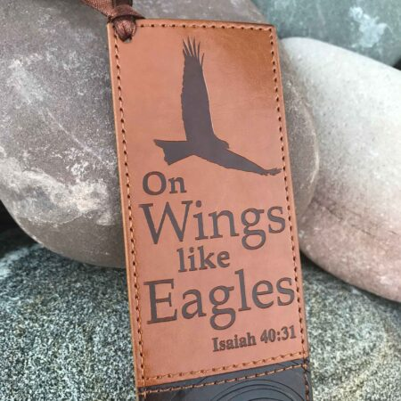 On Wings Like Eagles Bookmark