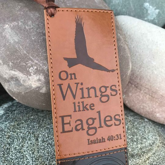 On Wings Like Eagles Bookmark