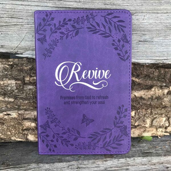 Revive Promise Book - God's Promises Book