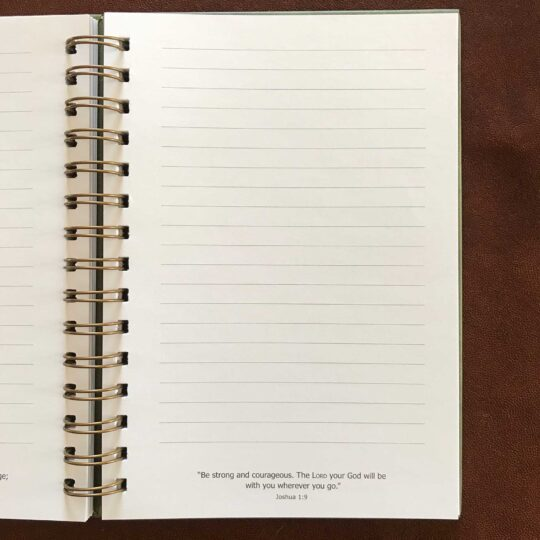 Commit to the Lord Journal