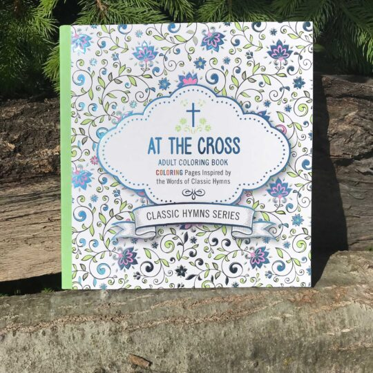 At the Cross Coloring Book
