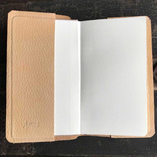 Deerskin Leather Journal - Small