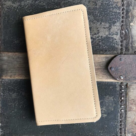 Deerskin Leather Journal - Small