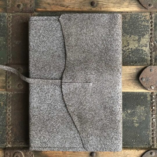 Leather Wrap Journal - Medium