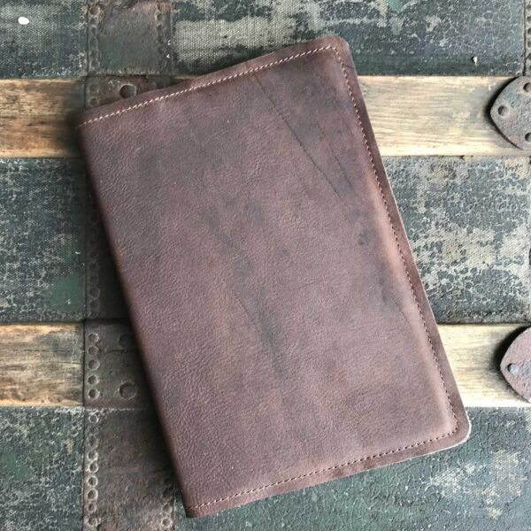 Oil Tanned Leather Journal
