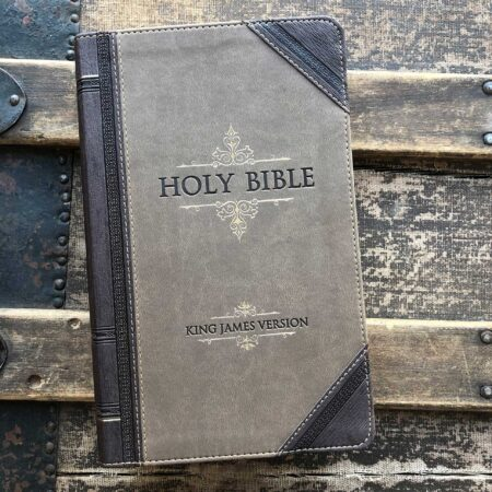 KJV Portfolio Design Giant Print Bible