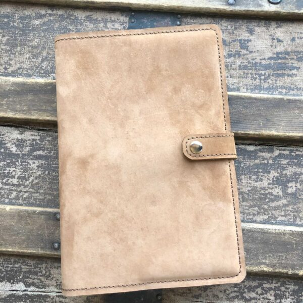 Bible-Cover-Light-Brown-Suede