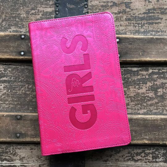 Christian Standard Study Bible for Girls