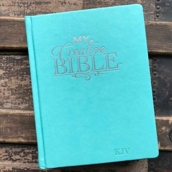 KJV Teal My Creative Bible