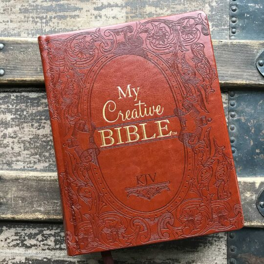 KJV Brown My Creative Bible