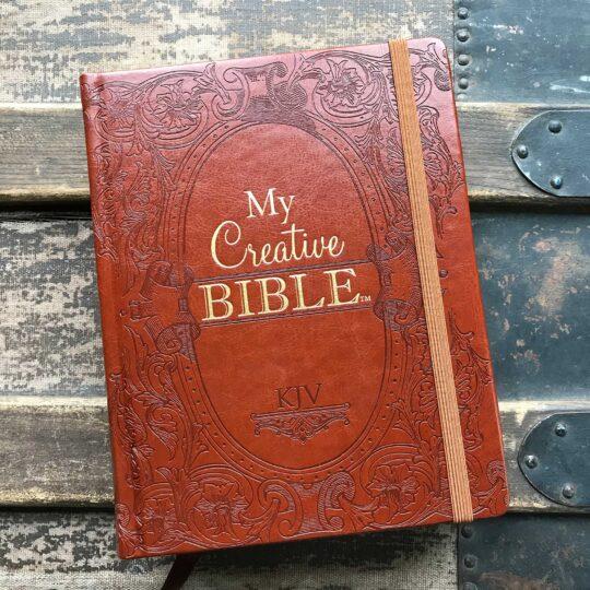 KJV Brown My Creative Bible